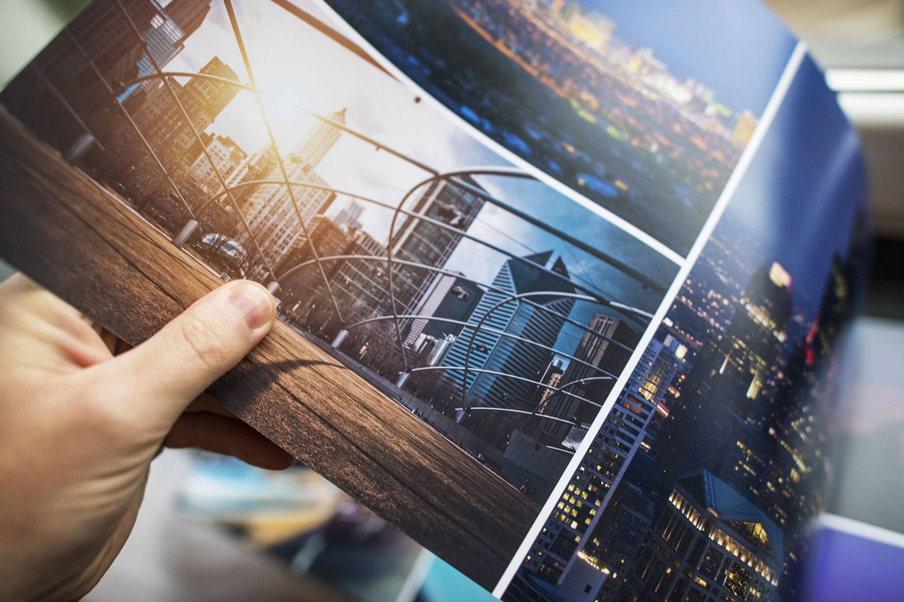 Comparing Offset and Digital Printing
